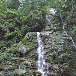 Kanchenjunga Falls in Pelling