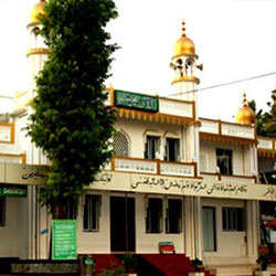 Kanjiramattom Mosque in Kochi