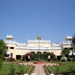Kanker Palace in Dhamtari