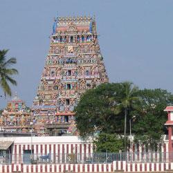 Kapaleeswarar Temple in Chennai