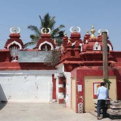Karighatta Temple in Srirangapatna