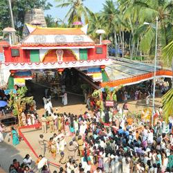 Karikkakom Chamundi Devi Temple in Trivandrum