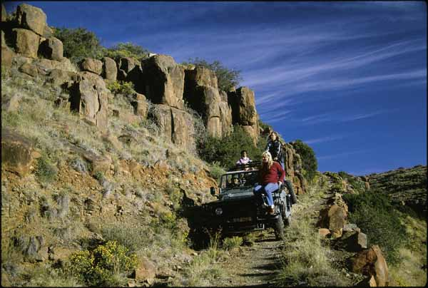 Karoo National Park in Western Cape