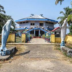 Karwar Marine Aquarium in Karwar