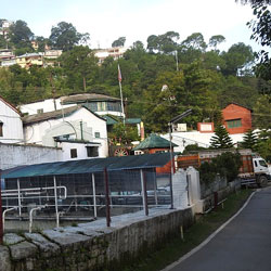 Kasauli Brewery in Kasauli