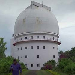 Kavalur Observatory in Vellore