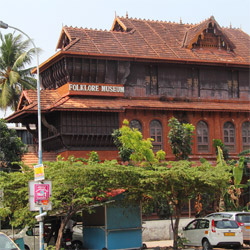 Kerala Folklore Theater And Museum in Kochi
