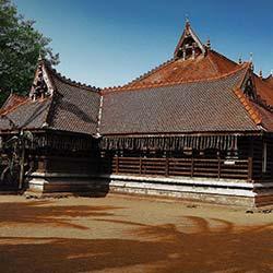 Kerala Kalamandalam in Thrissur
