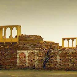 Khaba Fort in Jaisalmer