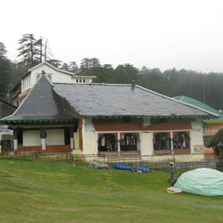 Khajji Nag Temple in Khajjiar