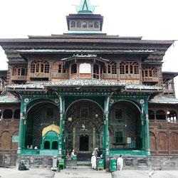 Khanqah e Molla in Srinagar