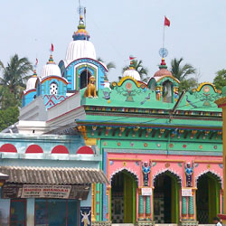 Khirachora Gopinath Temple in Balasore