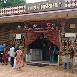 Khodiyalma Mandir in Bhavnagar