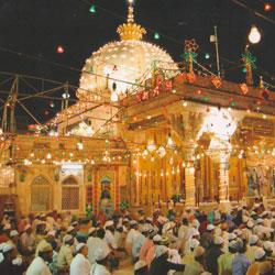 Khwaja Garib Nawaz Dargah in Ajmer