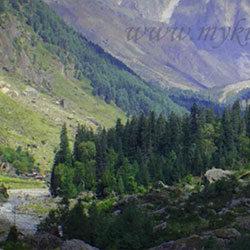 Kishtwar National Park in Kishtwar