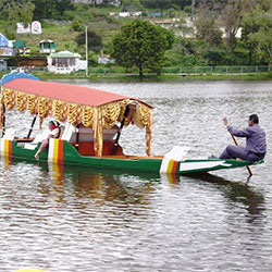 Kodaikanal Lake in Kodaikanal