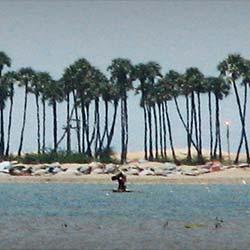 Koduru Beach in Nellore