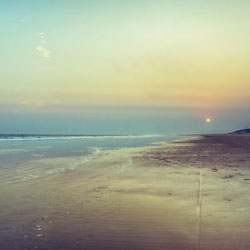 Konark Beach in Konark