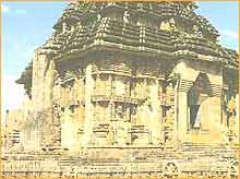 Konark Sun Temple in Konark