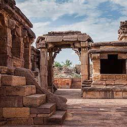 Kontigudi Group of Temples in Aihole