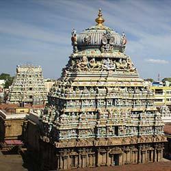 Koodal Azhagar Temple in Madurai