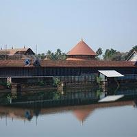 Koodalmanikyam Temple in Thrissur