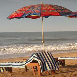 Kork Beach in Konark