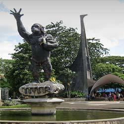 Kota Zoological Park in Kota