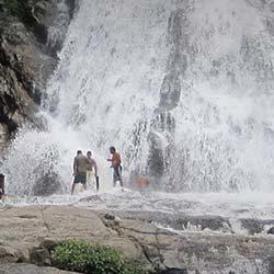 Kovai Kutralam Falls in Coimbatore