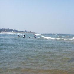 Kovalam Beach2 in Kovalam
