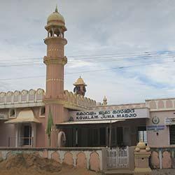 Kovalam Jama Masjid in Kovalam