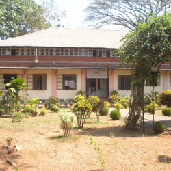 Krishna Menon Museum in Kozhikode Calicut