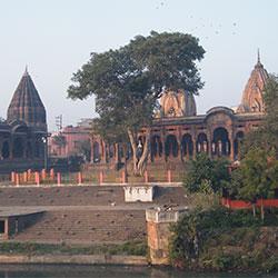 Krishnapura Chhatri in Indore
