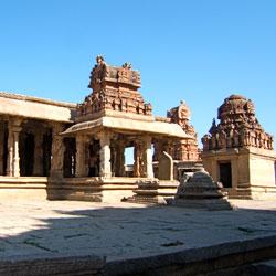 Krishna Temple in Hampi