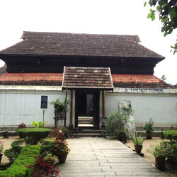 Krishnapuram Palace in Alleppey
