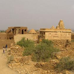 Kuldhara in Jaisalmer
