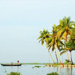 Kumarakom Beach in Kottayam