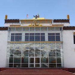 Kungri Monastery in Lahaul & Spiti