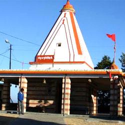 Kunjapuri in Rishikesh