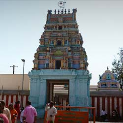 Kurinji Andavar Temple in Kodaikanal