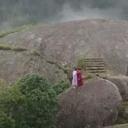 Kyllang Rock in Shillong