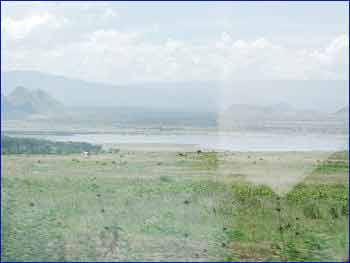 Lake Elmenteita in Nairobi