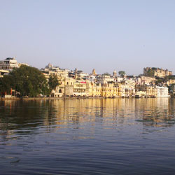 Lake Pichola in Udaipur