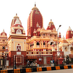 Lakshmi Narayan Temple (BIRLA MANADIR) in New Delhi