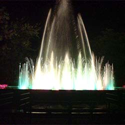 Laser Show and Musical Fountain in Jamshedpur