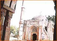 Lat-Ki Masjid in Hisar