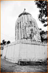 Leaning Temple in Sambalpur