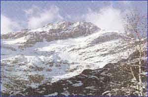 Levanna Orientale in Bareges