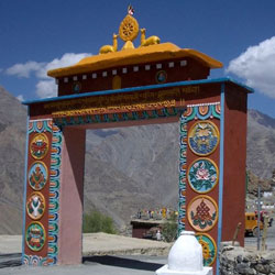 Lhalung Monastery in Lahaul & Spiti