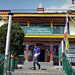 Library of Tibetan Works and Archives in Dharamshala